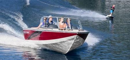 Лодка «Crestliner 1850 Super Hawk»