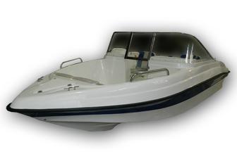 Лодка «Wyatboat-3DC open»