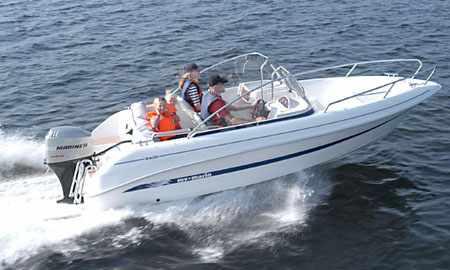 Открытый вариант катера «MV-Marin 5400 Open»