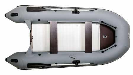 Компоновка лодки Навигатор 350