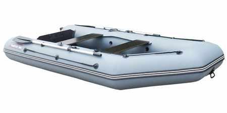 Компоновка надувной лодки «Хантер 340»