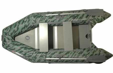 Компоновка ПВХ лодки «Краб R 310»