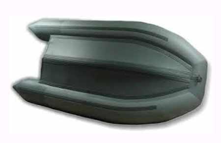 Днище килеватой версии лодки «Тайга 320 К»