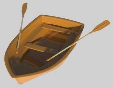 Компоновка лодки Альтан 26