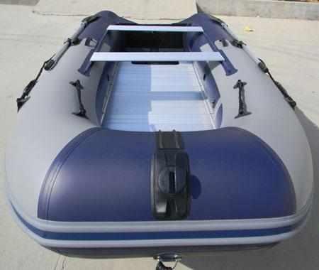 Корпус лодки «ДМБ Альфа 420»