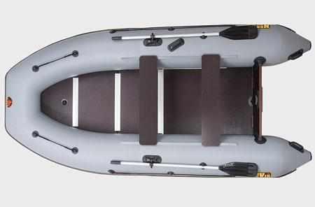 Компоновка лодки «Норвик 350CL»