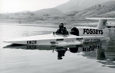 Самая скоростная моторная лодка