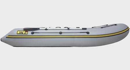 Носовой подъем лодки «Норвик 350CL»