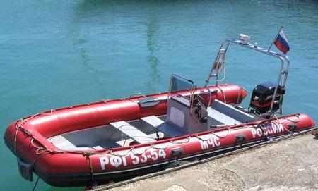 Компоновка моторной лодки РИБа «Стрингер 550»