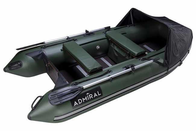 Комплектация Classic Lux лодки «Адмирал АМ-305»