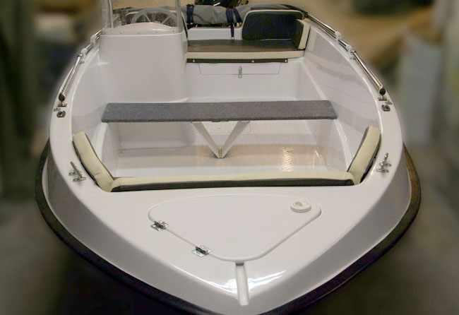 Компоновка лодки «Барракуда»