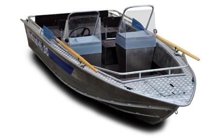 Лодка «Windboat 46DC»