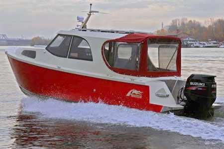 Лодка «Amadeus 6 Lobster»