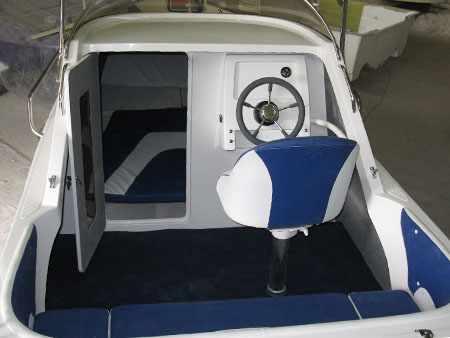 Компоновка лодки «Тритон К-500»
