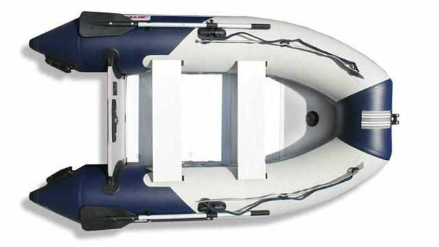 Корпус лодки «JetForce 300»
