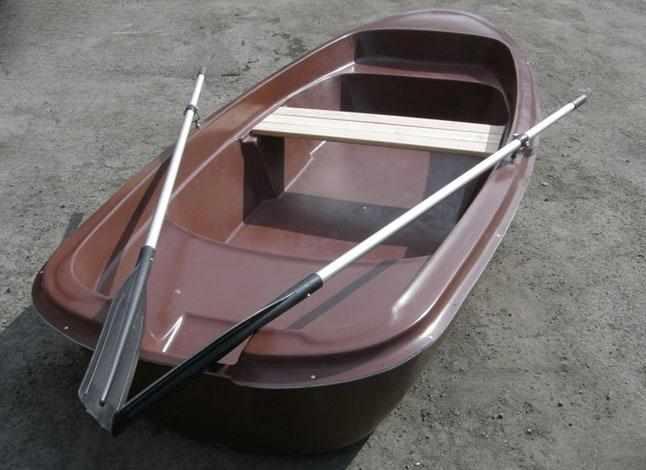 Компоновка лодки «ЧелБот 360»