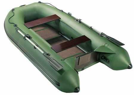 Компоновка лодки «Ривьера 2900»