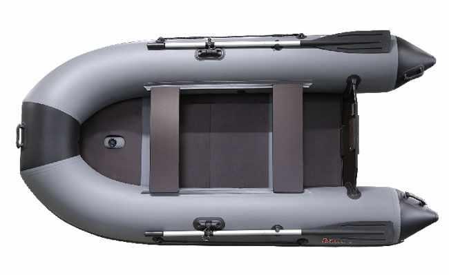 Надувная лодка «ProfMarine PM 300 ELS» с фанерной палубой-книжкой