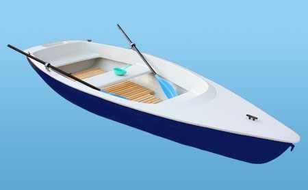 Комплектация лодки Двина 4