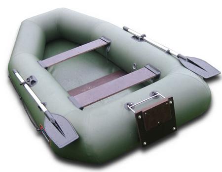 Надувная лодка «Хантер 280РТ»