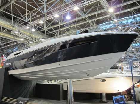 Windy 39 Camira. Выставка катеров Düsseldorf Boat Show 2014