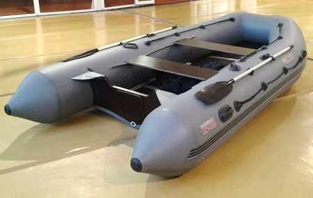 Конструкция надувной лодки «Антей 400»