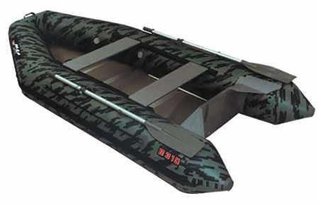 Корпус лодки «Краб R 310»