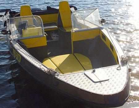 Корпус лодки «TRIAL FISHER 630»