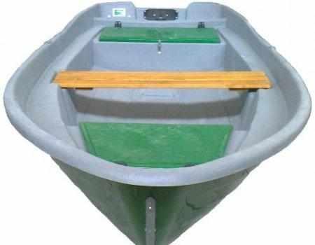 Компоновка кокпита лодки «СЛК 360»