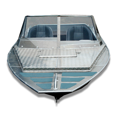 Лодка Корвет 480