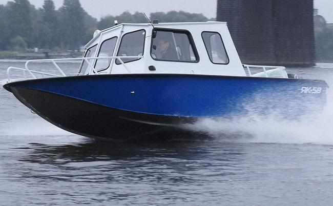 Версия с рубкой «ЯК 58 Cabin»