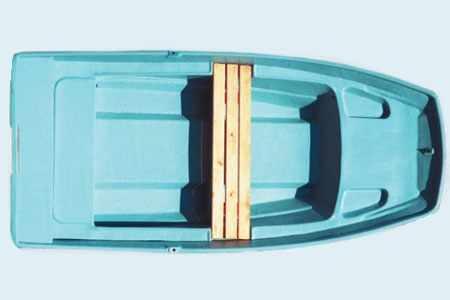 Компоновка лодки «Онего 290»