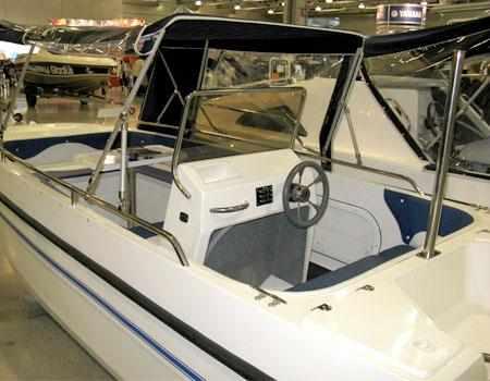Базовая компоновка лодки «Тритон Р 480»