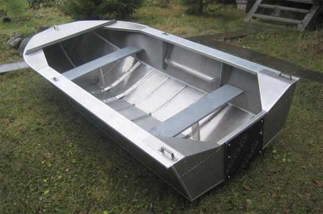 Компоновка лодки «Мста-Н»
