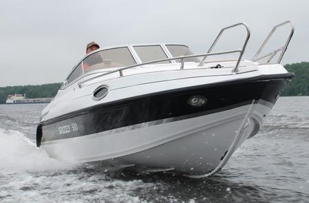 Лодка «Гризли 580 Cruiser»