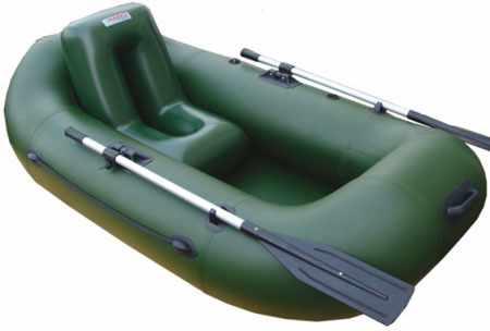 Надувная лодка «Тайфун 1,5 К» с креслом