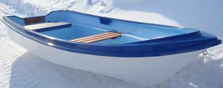 Компоновка лодки «Онего 365»
