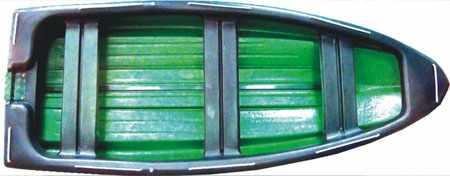 Компоновка лодки Мефодий Лиман
