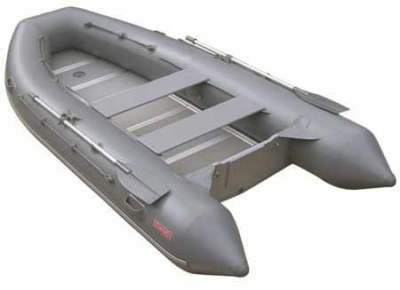 Корпус лодки Кайман N 380
