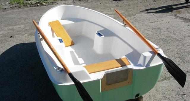 Компоновка лодки «Лейкбот 360»
