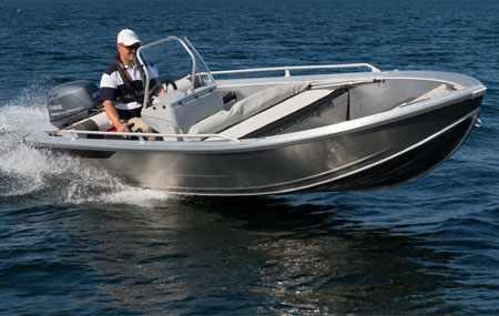 Корпус лодки «Buster S»