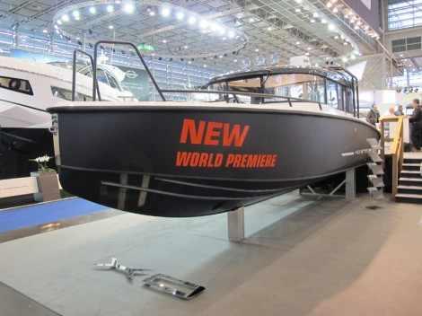 Выставка катеров Düsseldorf Boat Show 2014