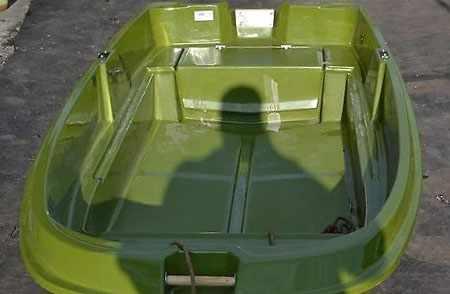 Кокпит лодки «Стрингер 265»