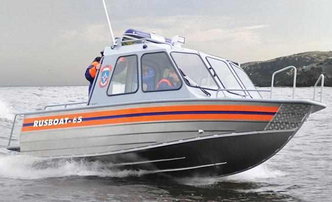 Каютная модификация «RusBoat 65 H»