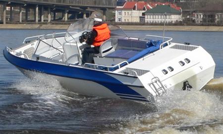 Катер КС-700 Мираж