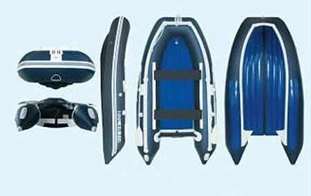Конструкция лодки Солар 310