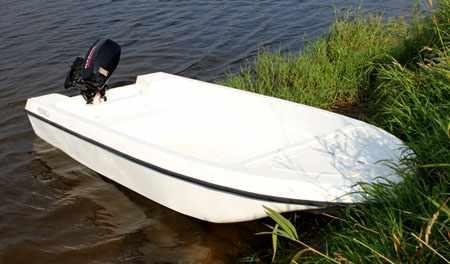Laker 360 на воде