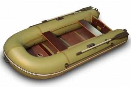 Компоновка лодки «Удача 2800»