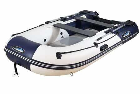 Компоновка надувной лодки «Gladiator 370»