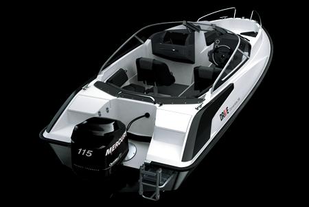 Лодка «Drive Convertible 56»